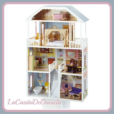 Foto kidkraft cocina prairie 53151 foto 42233 - Casa munecas eurekakids ...