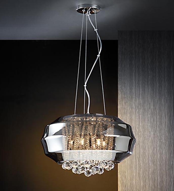Foto l mparas de sobremesa alta decoraci n modelo indus for Modelos de lamparas