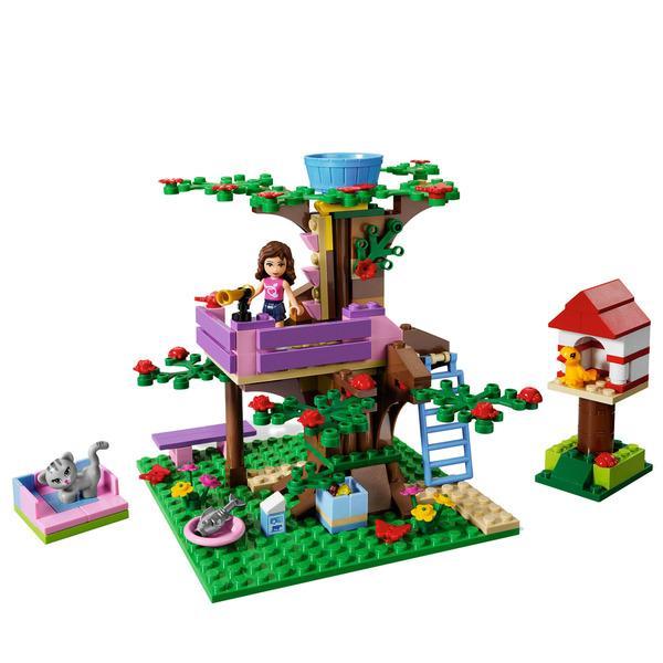 Foto lego duplo juega con los ladrillos foto 16691 - Casa de olivia lego friends el corte ingles ...