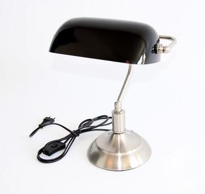 Foto lampara de mesa o estudio estilo banquero lampara escritorio dise o foto 75482 - Lamparas de escritorio ...