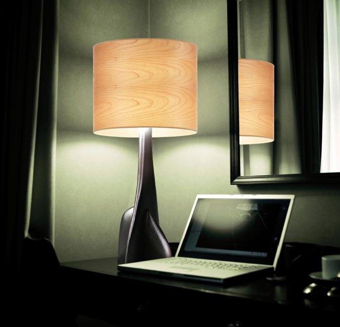 Foto lamparas de sobremesa modernas modelo osiris foto for Modelos de lamparas