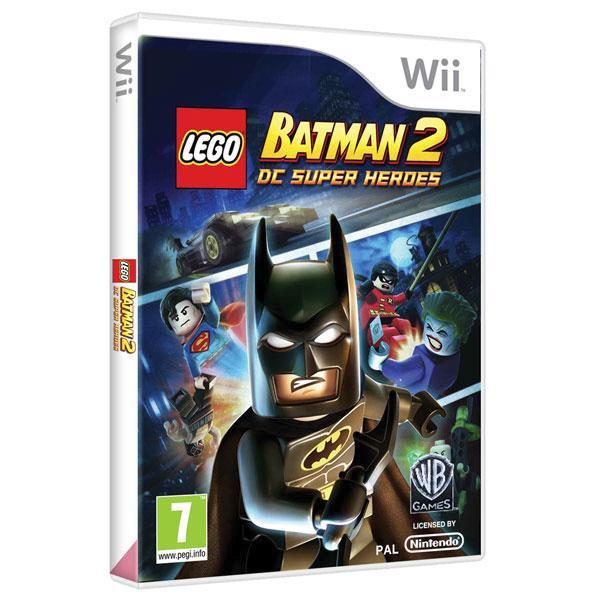 Foto Lego Batman 2: DC Super Heroes Wii foto 187422