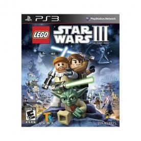 Foto Lego Star Wars III 3 The Clone Wars PS3