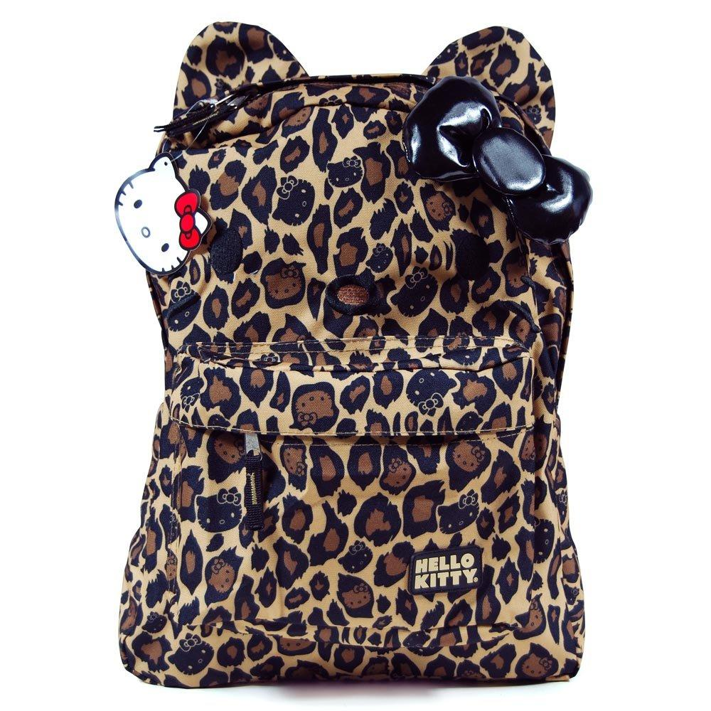 1d74d567fb Foto Loungefly Hello Kitty Leopard Print Backpack foto 833459