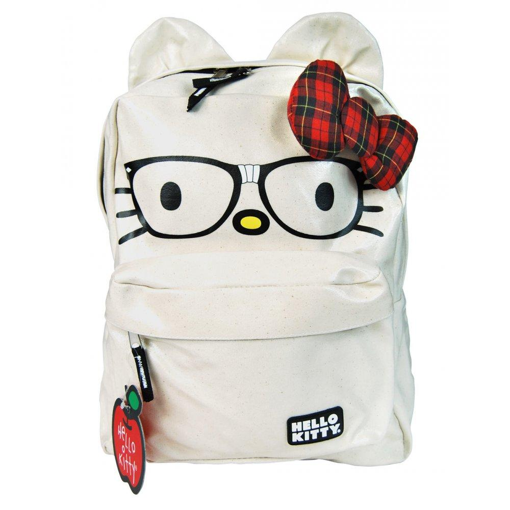 a51d3b33ed Foto Loungefly Hello Kitty Nerd Backpack