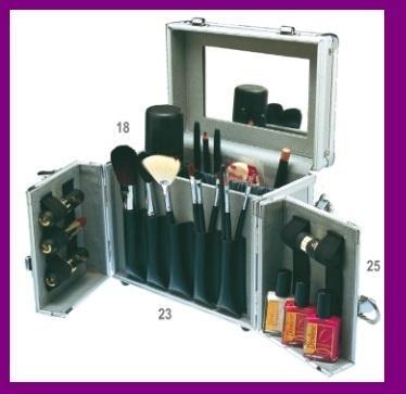 Foto maletin profesional de maquillaje tocador portatil for Tocador profesional