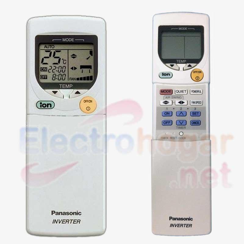 Foto mando a distancia original de aire acondicionado for Aire acondicionado portatil ansonic