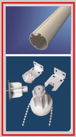 Foto mecanismo kit completo enrollable foto 78001 - Mecanismo estores enrollables ...
