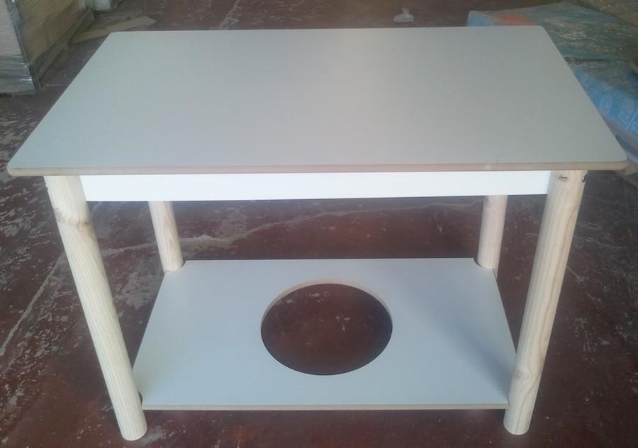 Foto mesa camilla dm 100x60 cm foto 531080 - La mesa camilla ...