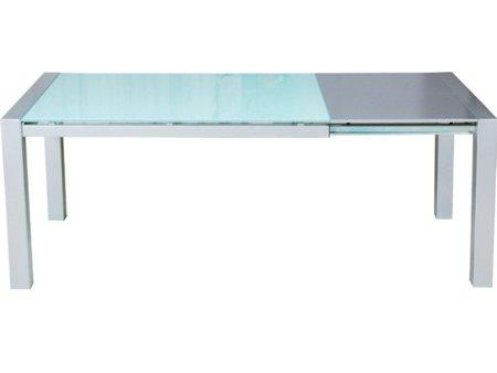 Foto mesa de centro extensible blanca foto 399921 for Akasa muebles