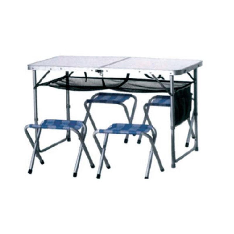 Foto mesa de camping foxy 4 sillas de camping foto 382802 Mesas y sillas de camping