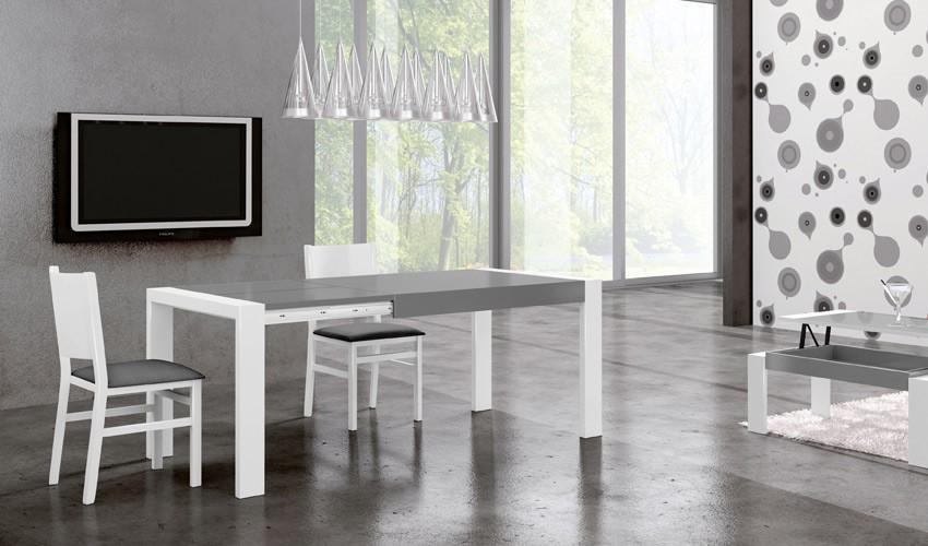 Mesas de comedor plegables modernas images for Mesas de comedor plegables modernas