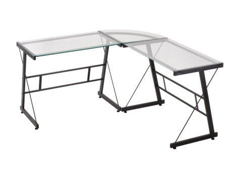 Foto mesa de escritorio tipo rinconera foto 75477 for Mesas de rinconera