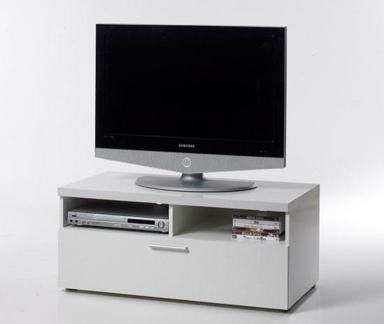 Foto mesa de estudio outlet con caj n y puerta foto 75486 - Mesa para tele ...