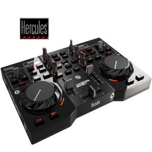 Foto mesa de mezclas hercules dj control instinct 2 for Mesa de mezclas dj