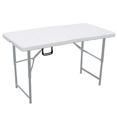 Foto mesa plegable en maletin rectangular camping jardin for Mesa jardin plegable