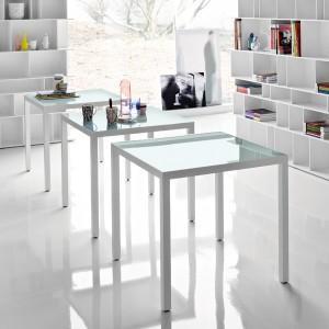 foto mesa tech cattelan italia foto 110494. Black Bedroom Furniture Sets. Home Design Ideas