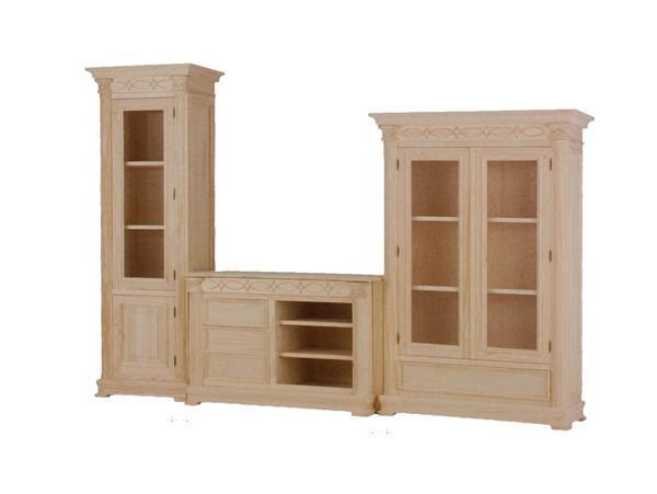Foto mesa t v alejandr a 1 puerta corredera y 2 cajones foto 320463 - Muebles rusticos lara ...