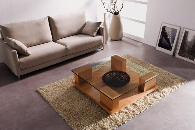 Foto cabeceros de forja tapizados modelo eros rys for Mesas de centro madera y cristal