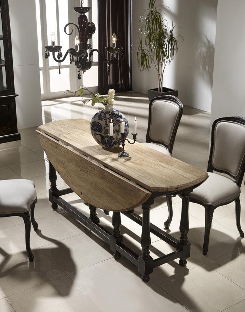 Foto aparadores de teka modelo lacresha foto 856147 for Modelos de mesas de comedor de madera