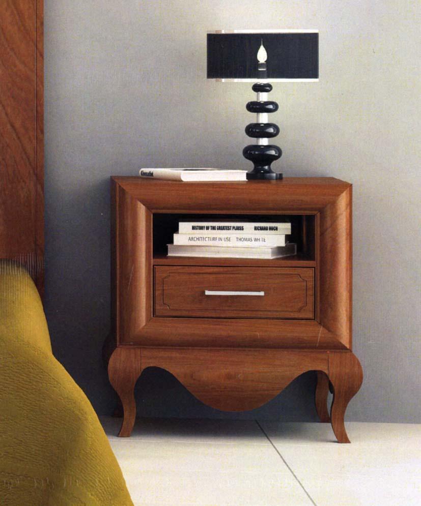 Foto muebles zapateros de madera modelo low cost - Mesitas de noche de madera ...
