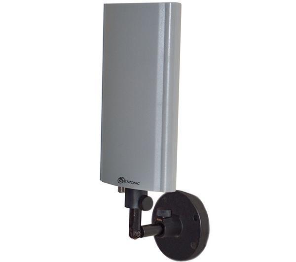 Foto metronic antena tdt uhf exterior interior ultraplana foto 44477 - Antena tdt interior casera ...