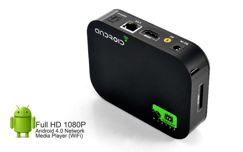 Foto Mini PC Android 4.0 con Wifi, 1080p y HDMI