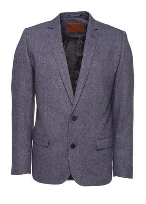Foto Minimum Edi Blazer Navy XL - Americanas