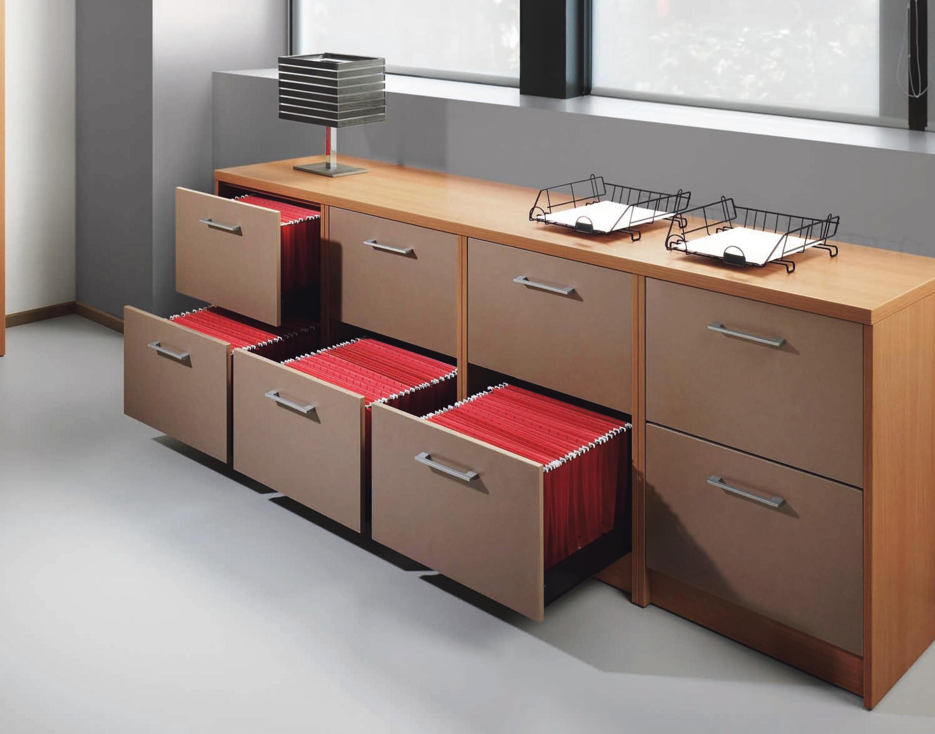 Foto mueble archivador moderno despacho xanadu foto 381188 for Carpetas para oficina