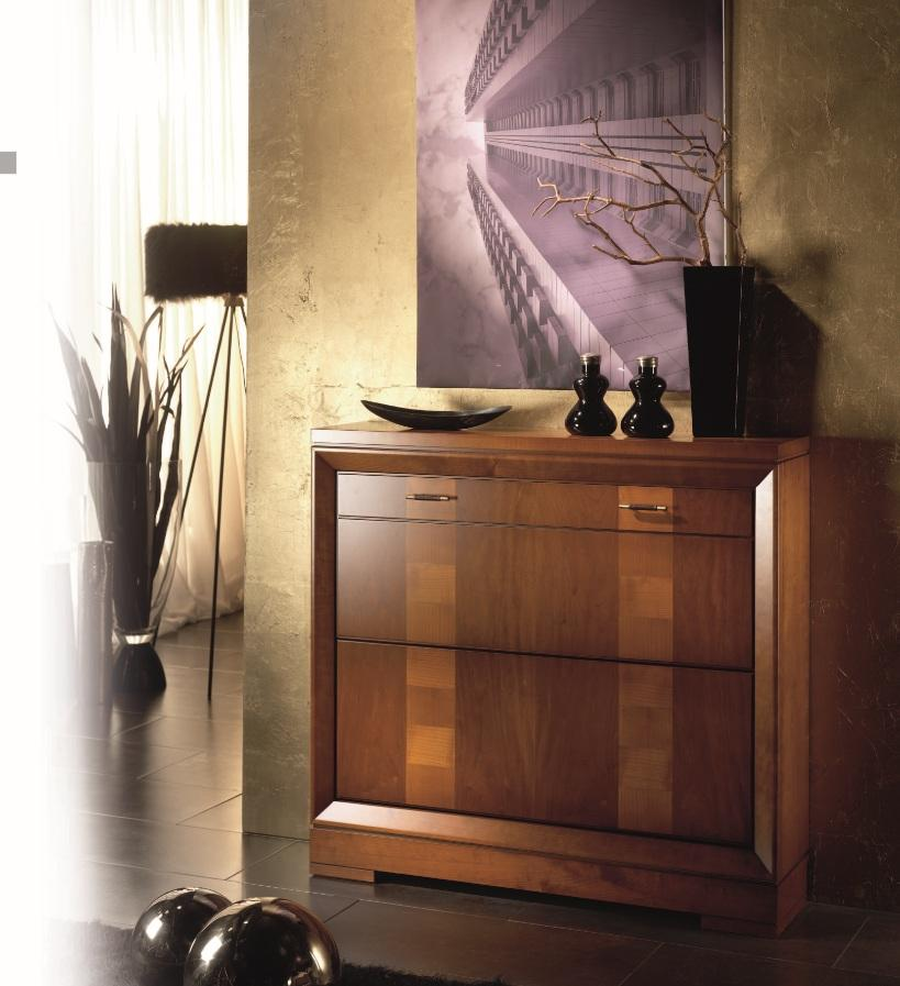 Foto mueble archivador moderno despacho xanadu foto 381188 for Mueble zapatero color cerezo