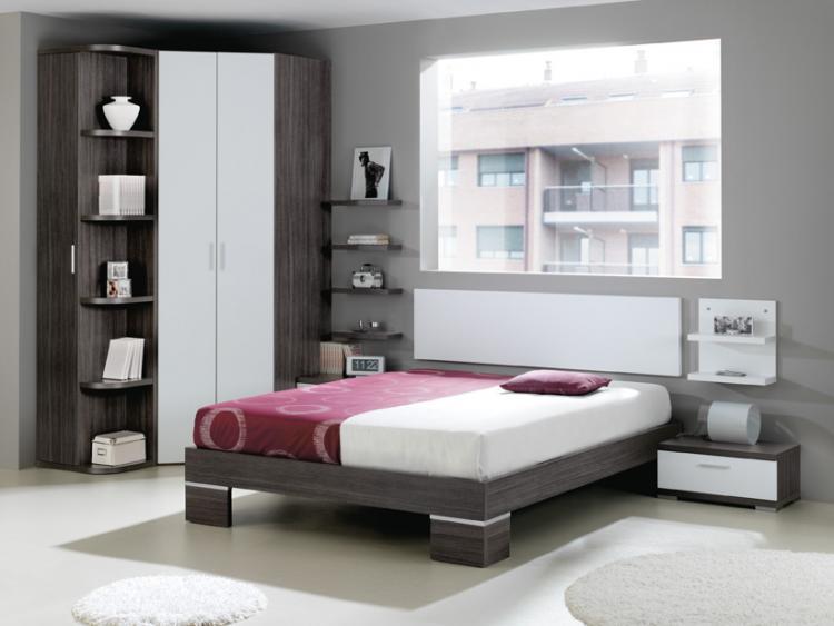 Foto muebles dormitorio moderno alfa 47 foto 102429 - Muebles dormitorio moderno ...