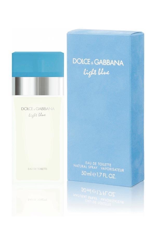 foto dolce gabbana d g light blue femme portofino spray. Black Bedroom Furniture Sets. Home Design Ideas