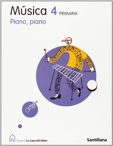 Foto musica 4 primaria piano piano la casa del sabe for Immagini del piano casa gratis