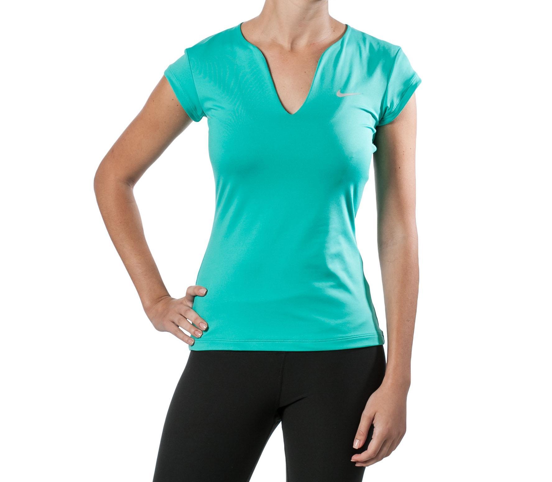Foto Pure Camiseta Nike Mujer Su13 Tenis 941703 r7Hrxw