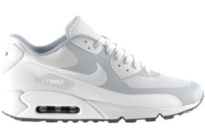 Zapatillas Air Max Blancas Mujer