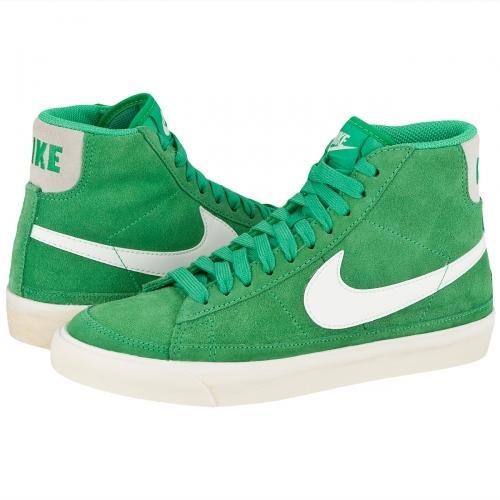 Foto nike blazer mid prm zapatillas deportivass lush verde for Foto nike blazer