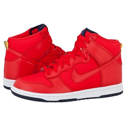 Nike dunk rojo