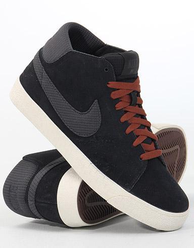 Nike blazer anthracite for Foto nike blazer