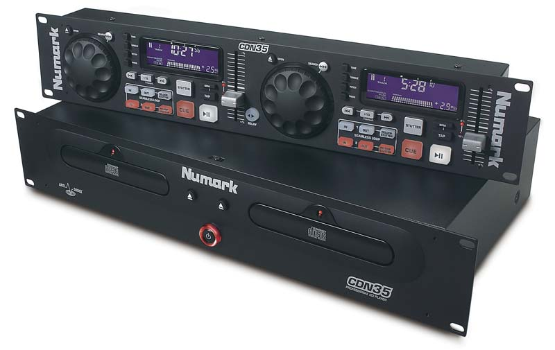 Foto Numark CDN35. Reproductor cd