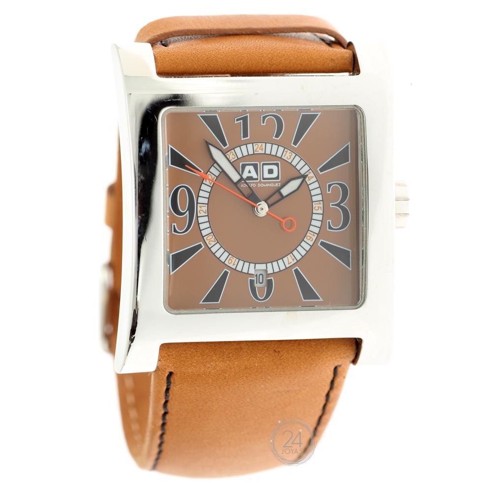 Foto oferta reloj adolfo dominguez 64607 foto 377372 for Reloj adolfo dominguez 95001