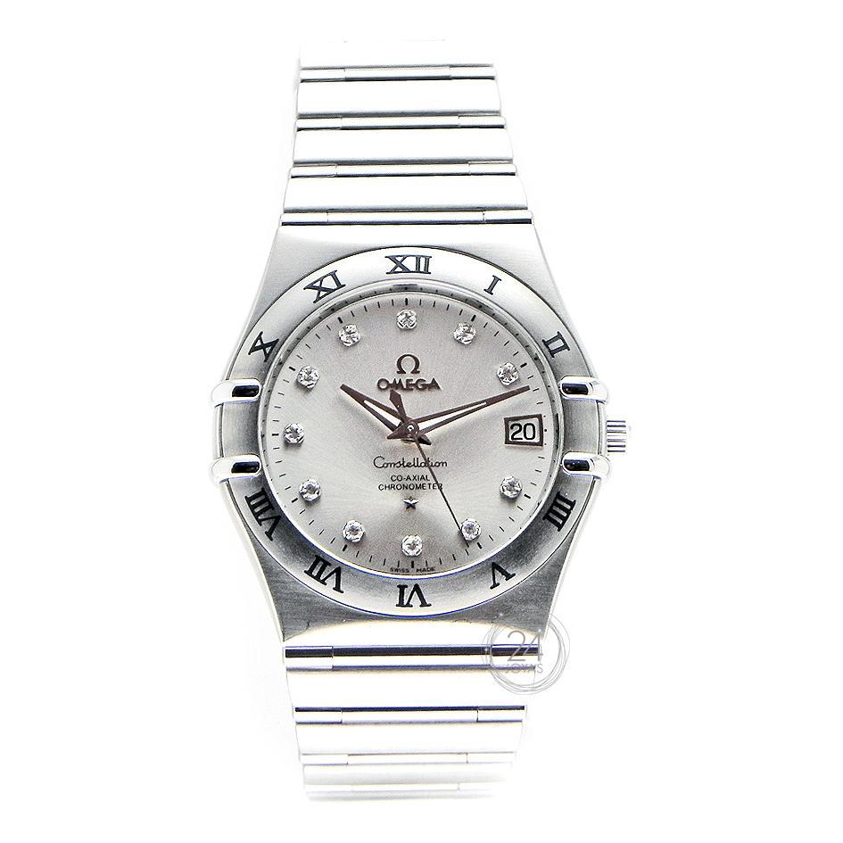82f2f8bc4ec oferta reloj omega constellation 11110362052001 foto 67913. reloj omega  mujer constellation