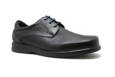 foto ofertas de zapatos de hombre fluchos 6277 negro foto