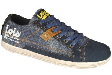 Foto ofertas de zapatos de hombre lois loi 81515 azul foto for Ofertas de zapateros