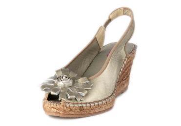 Foto ofertas de zapatos de mujer aedo 2035 oro foto 672139 for Ofertas de zapateros