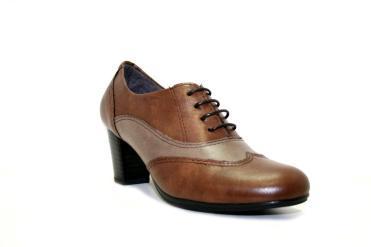 foto ofertas de zapatos de mujer pitillos 440 taupe