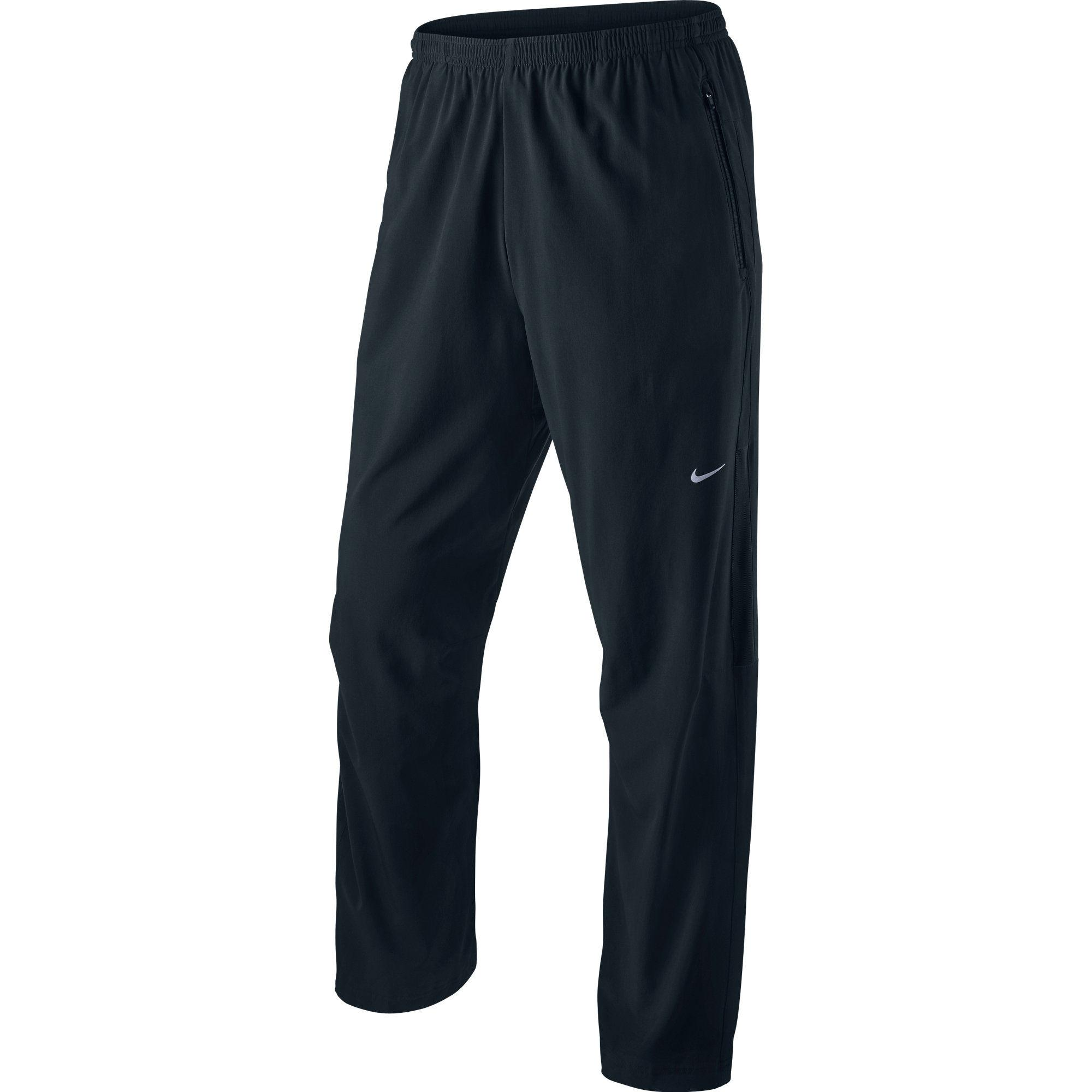 Foto Pantalón Nike - Stretch Woven - OI12 - Extra Large Black/Green/Silver