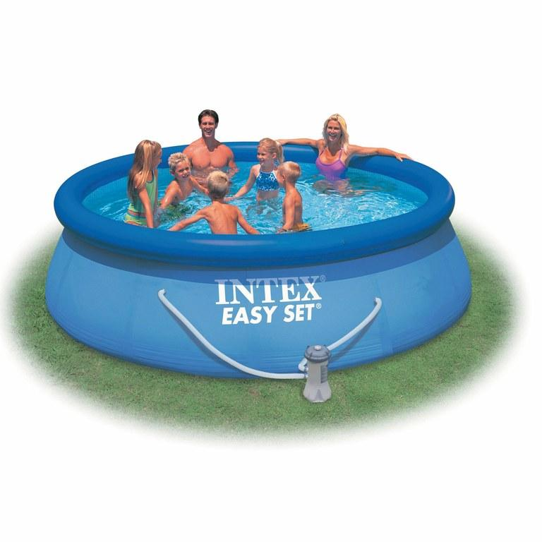 Foto piscina autoportante intex easy set 366x91cm foto 246210 for Piscina intex easy set