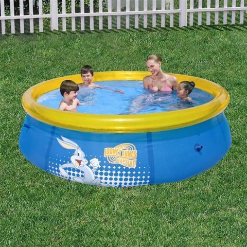 Foto colchon inflable bestway doble foto 84691 for Cubre piscinas bestway