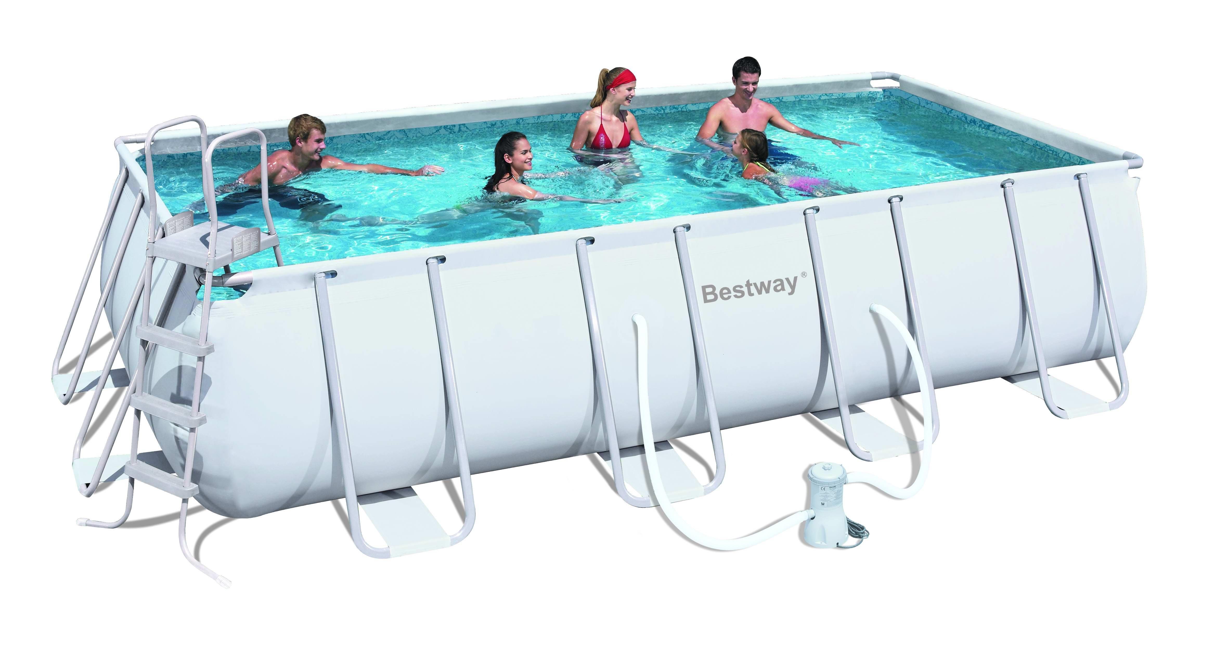 Foto dormitorio isis creaciones ss foto 658005 for Estructura para piscina