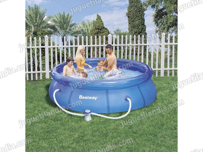 Foto kit mantenimiento bestway 58237 para piscinas foto 351936 for Cubre piscina bestway